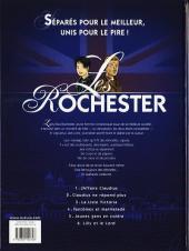 Verso de Les rochester -6- Lilly et le lord