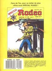 Verso de Rodéo -442- Rodeo 442