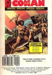 Verso de Les rois de l'exploit - (Spécial) -4- Double face