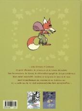 Verso de Le roman de Renart (Martin) -2- Le puits