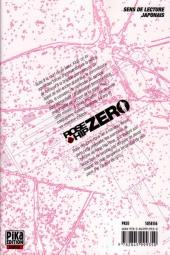 Verso de Rose hip zero -1- Tome 1