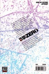 Verso de Rose hip zero -2- Tome 2