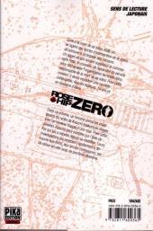 Verso de Rose hip zero -4- Tome 4