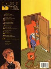 Verso de Rouletabille (CLE) -2- Le mystère de la chambre jaune