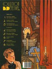 Verso de Rouletabille (CLE) -1- Le fantôme de l'opéra