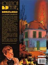 Verso de Rouletabille (CLE) -4- La poupée sanglante