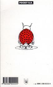Verso de Rubrique-à-Brac (Pocket BD) -1a- Tome 1