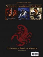 Verso de Le scorpion -1Pub- La Marque du Diable