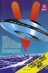 Verso de Star Trek (Aredit) -5- Suspense intergalactique