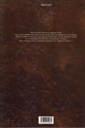 Verso de La tour de Kyla -1- Porte, Monstre, Trésor
