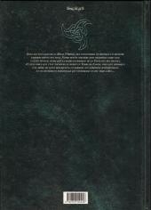 Verso de La tour de Kyla -2- Gros Bills dans la Brume