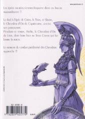 Verso de Saint Seiya Épisode G -14- Tome 14