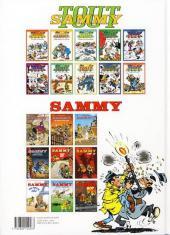 Verso de Sammy -40- Boy