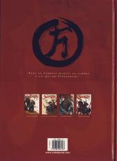 Verso de Samurai -4- Le rituel de Morinaga
