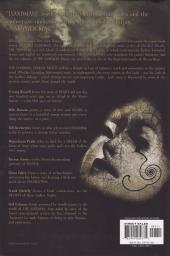 Verso de Sandman (The) (1989) -HS- Endless nights