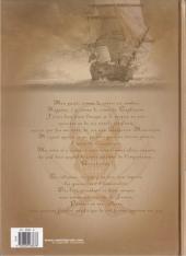 Verso de Le sang du dragon -3- Au nom du Père