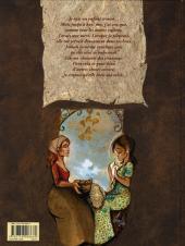 Verso de Sans famille (Dégruel) -6- L'héritage