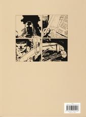 Verso de Les scorpions du Désert -6- Quatre cailloux dans le feu