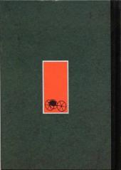 Verso de Le secret de Coimbra -HC- Le secret de coimbra