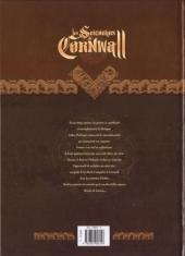 Verso de Les seigneurs de Cornwall -1- Le sang du Loonois