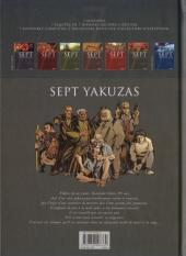 Verso de Sept -6- Sept Yakuzas