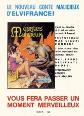 Verso de Série Jaune (Elvifrance) -6- Le collectionneur de cadavres