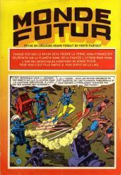 Verso de Shazam! Les aventures de Captain Marvel -1- Le retour de Captain Marvel