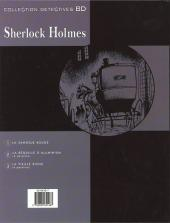 Verso de Sherlock Holmes (Duchâteau/Clair) -1- La sangsue rouge