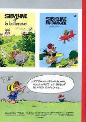 Verso de Sibylline -3- Sibylline et les abeilles