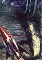 Verso de Sidéral (2e série) -4- La planète vagabonde