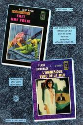 Verso de Sidéral (3e série - Arédit - Comics Pocket) -4- Le rayon du cube