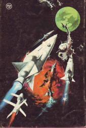 Verso de Sidéral (2e série) -13- L'invasion de la Terre