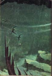 Verso de Sidéral (2e série) -39- Fuite dans l'inconnu
