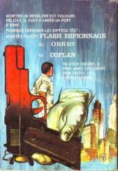 Verso de Sidéral (2e série) -43- La guerre des soucoupes