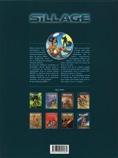 Verso de Sillage -1b2006- A feu et à cendres