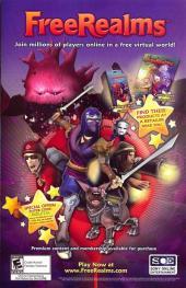 Verso de Simpsons Comics (1993) -156- Save the world