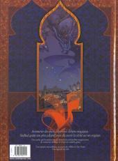 Verso de SinBad -1- Le cratère d'Alexandrie