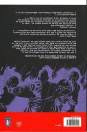 Verso de Sleeper (Panini comics) -2- Tous les faux mouvements