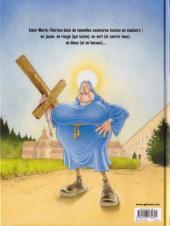 Verso de Sœur Marie-Thérèse -6- La Guère Sainte