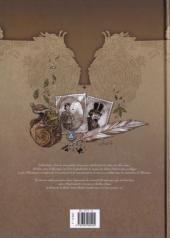 Verso de Souvenirs d'un Elficologue -1- L'Herbe aux Feys