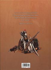 Verso de Souvenirs de la Grande Armée -1- 1807 - Il faut venger Austerlitz !