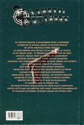 Verso de Spaghetti Brothers - Tome 1