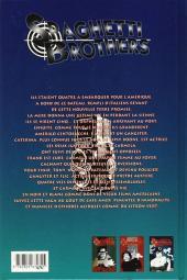 Verso de Spaghetti Brothers - Tome 3