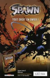 Verso de Spawn (Les Chroniques de) -HSb- Godslayer : le Tueur de dieux !