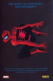 Verso de Spider-Man (et les héros Marvel) -5- L'épopée des Fantastic Four