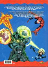 Verso de Spider-Man - Les aventures (Panini comics) -4- Le surfeur des étoiles !