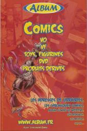 Verso de Spider-Man (Marvel France 2e série - 2000) -100c- Un jour de plus