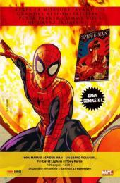 Verso de Spider-Man (Marvel France 2e série - 2000) -106- Un monstre à Manhattan