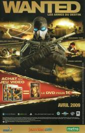 Verso de Spider-Man (Marvel France 2e série - 2000) -111Col- La première chasse de Kraven (1/2)