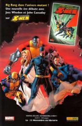 Verso de Ultimate Spider-Man (1re série) -61- Mort d'un bouffon (3)
